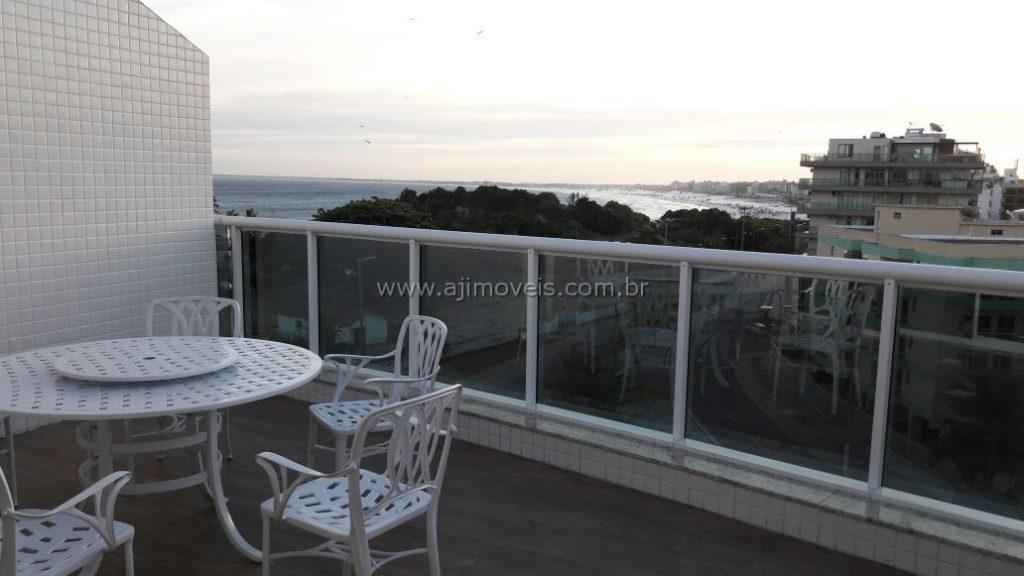 Cobertura Duplex com vista mar – Praia do Forte