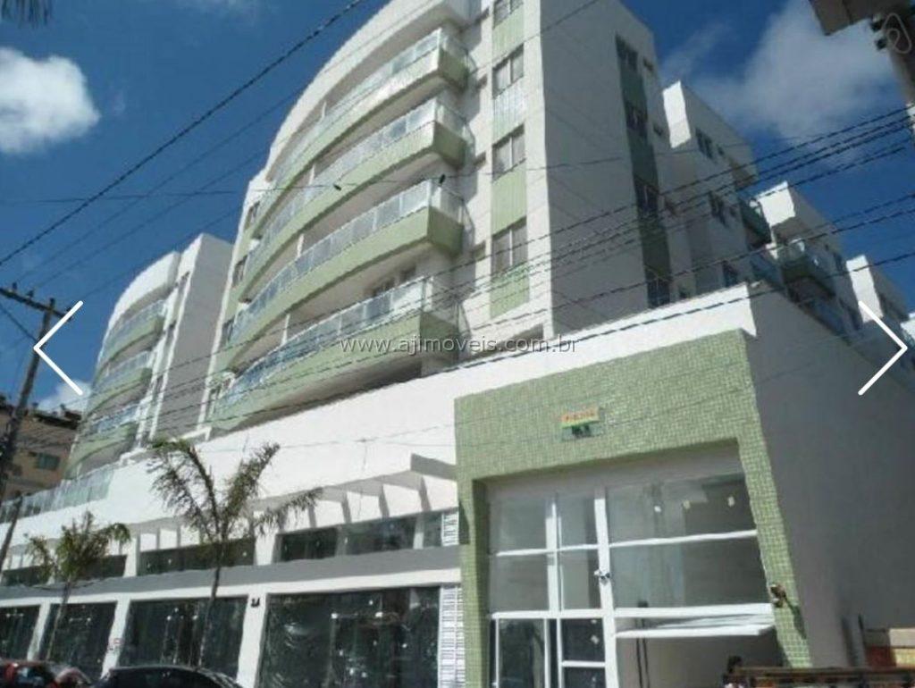 Apartamento 2 quartos com 1 suíte e área de lazer –