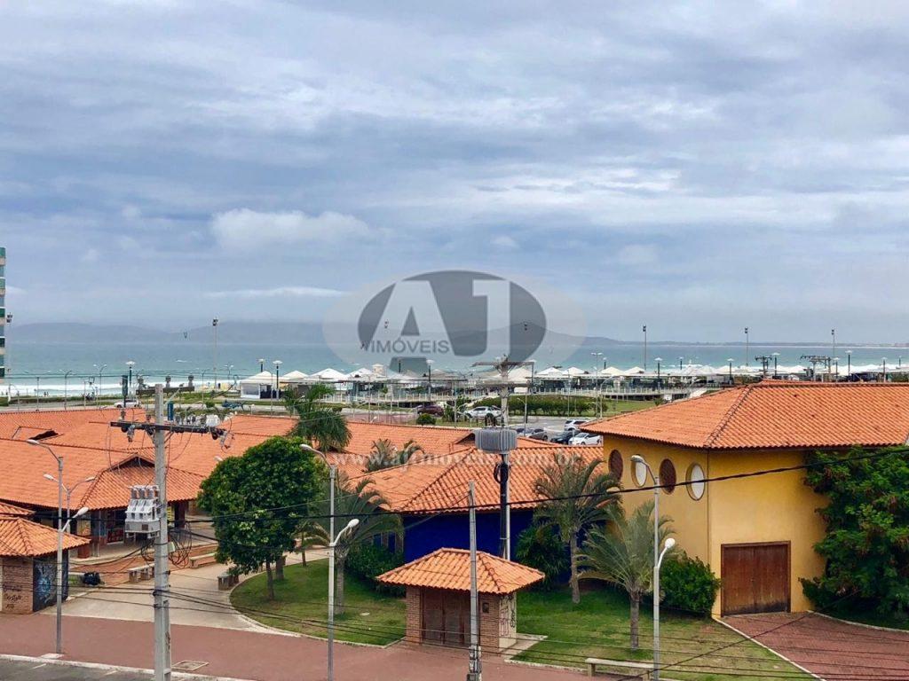 2 quartos na Praia do Forte c/ vista mar- 018