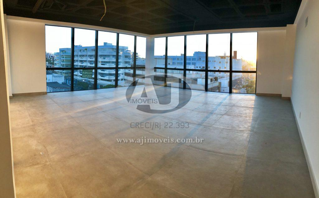 ALUGUEL – Sala Comercial 55 m²- Centro-06