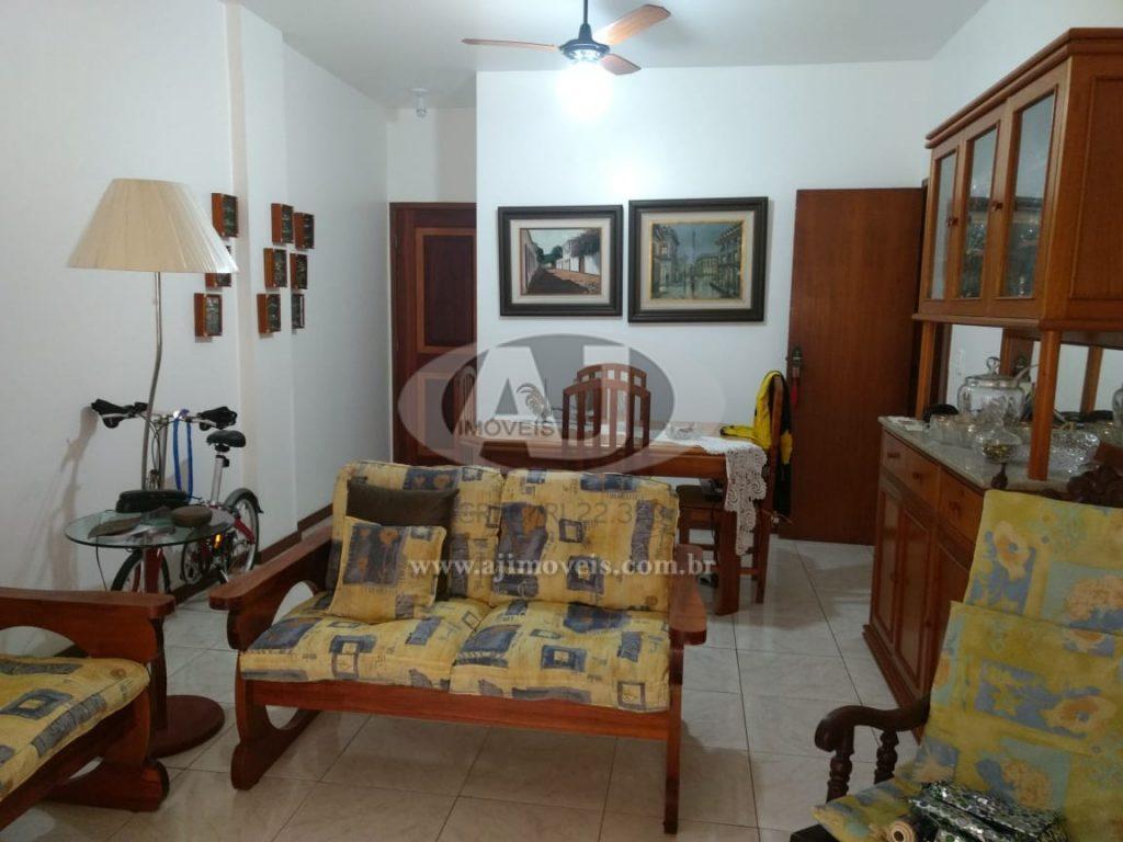 Apartamento 3 quartos, sendo 1 suíte no bairro Passagem em Cabo Frio