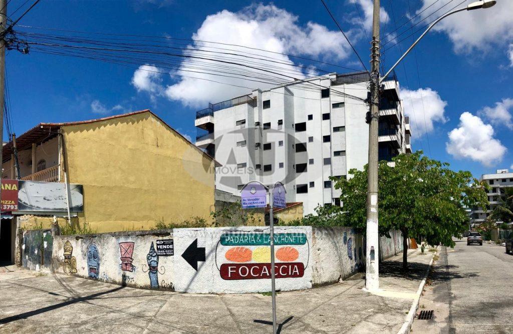 Terreno Comercial no Braga -119