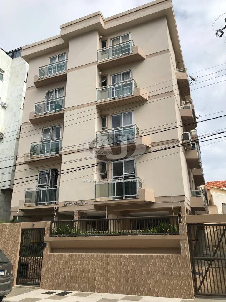 Apartamento 2 quartos c/ suíte e terraço na Praia do Forte – 114