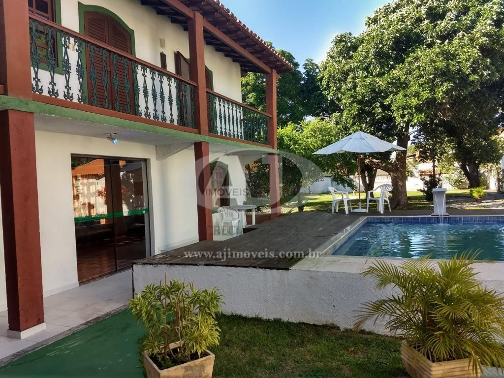 Casa Independente com 6 quartos – Área de Terreno 1.700 m² – 124